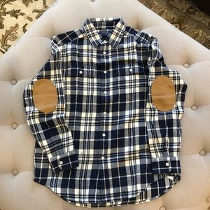 Polo Ralph Lauren Flannel Boy Shirt